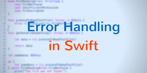 Creating and Modifying a URL in your Swift App